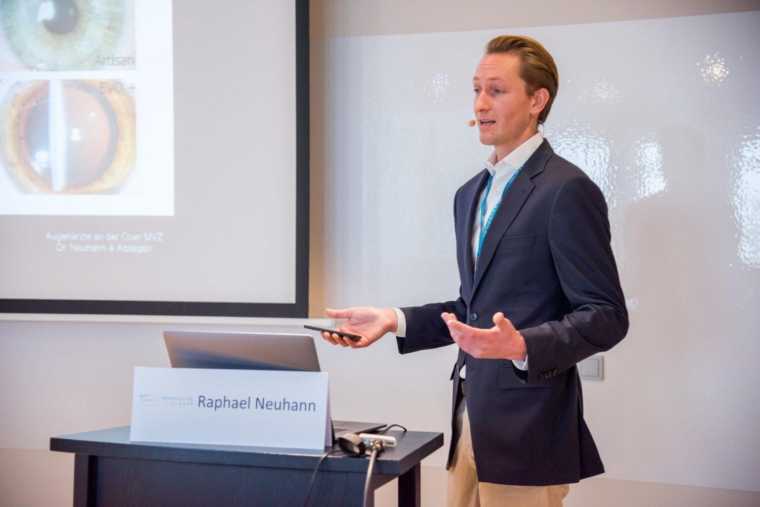 Dr. Raphael Neuhann